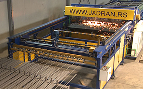 Wire mesh welding machine VM 2015